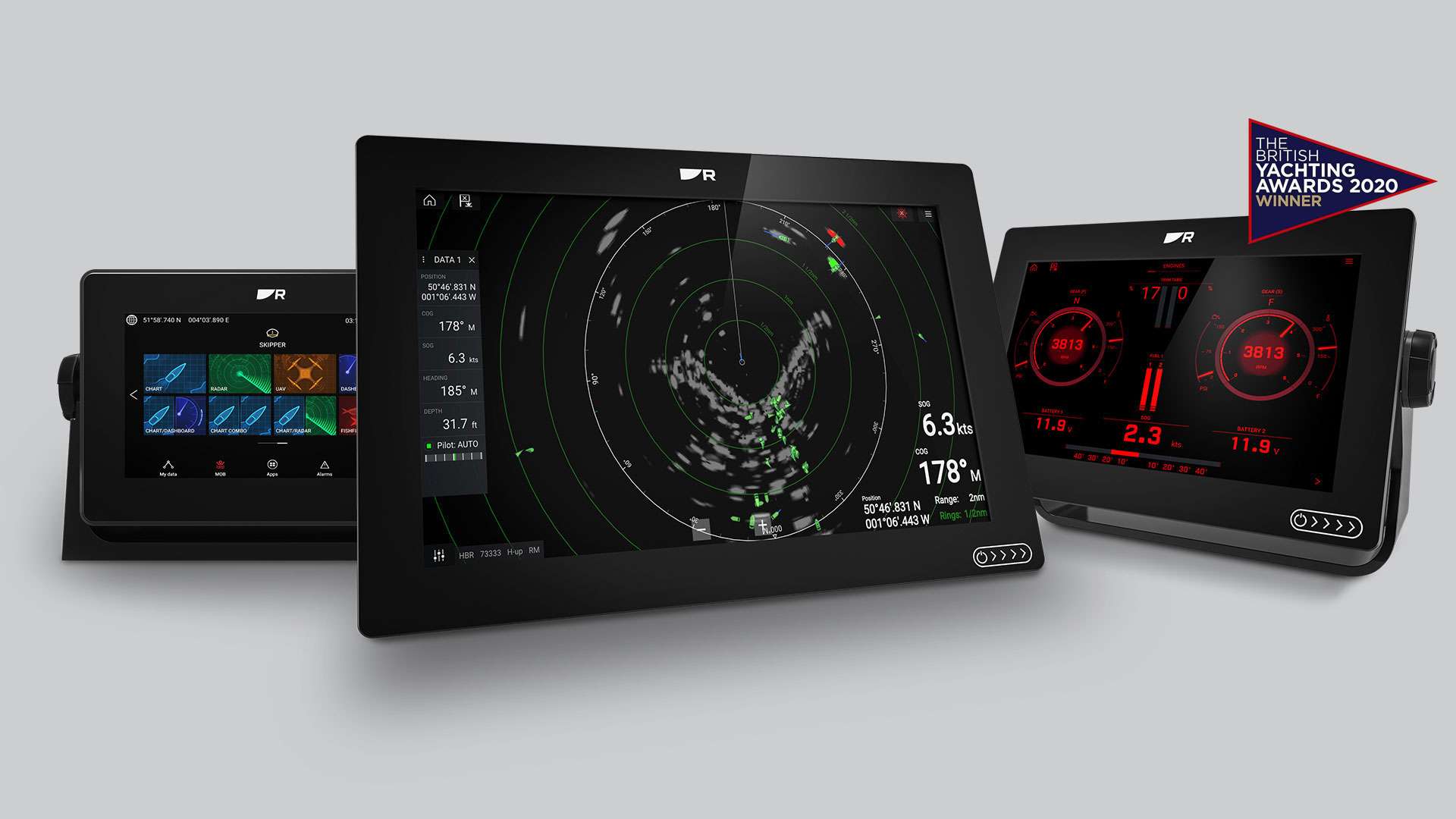 Axiom+ Group | Marine Electronics by Raymarine