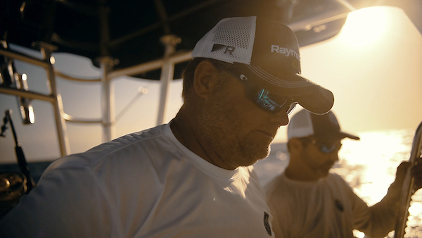 Captain Art Sapp - Native Son Fishing | Raymarine - A Brand by FLIR