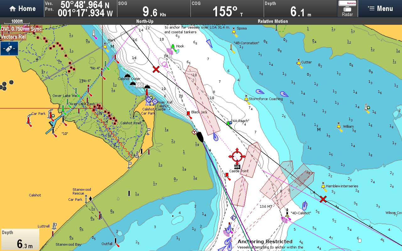 AIS Unscramble Complex Situations | Raymarine by FLIR