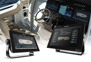 Raymarine and CZone Collaborate to Offer Integrated Digital Switching Solutions | Marine Electronics by Raymarine