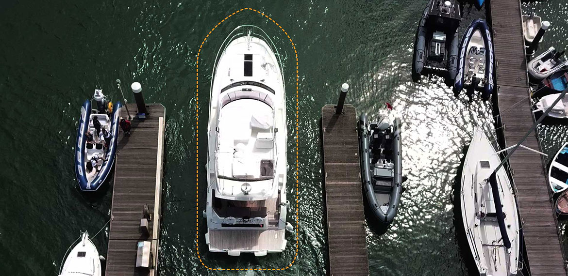 Raymarine and Emerson Partner to Deliver DockSense Control | Marine Electronics by Raymarine