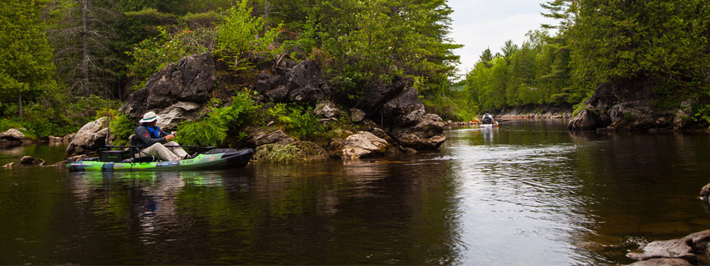 A Beginner's Guide to Kayak Fishing | Raymarine - A Brand by FLIR
