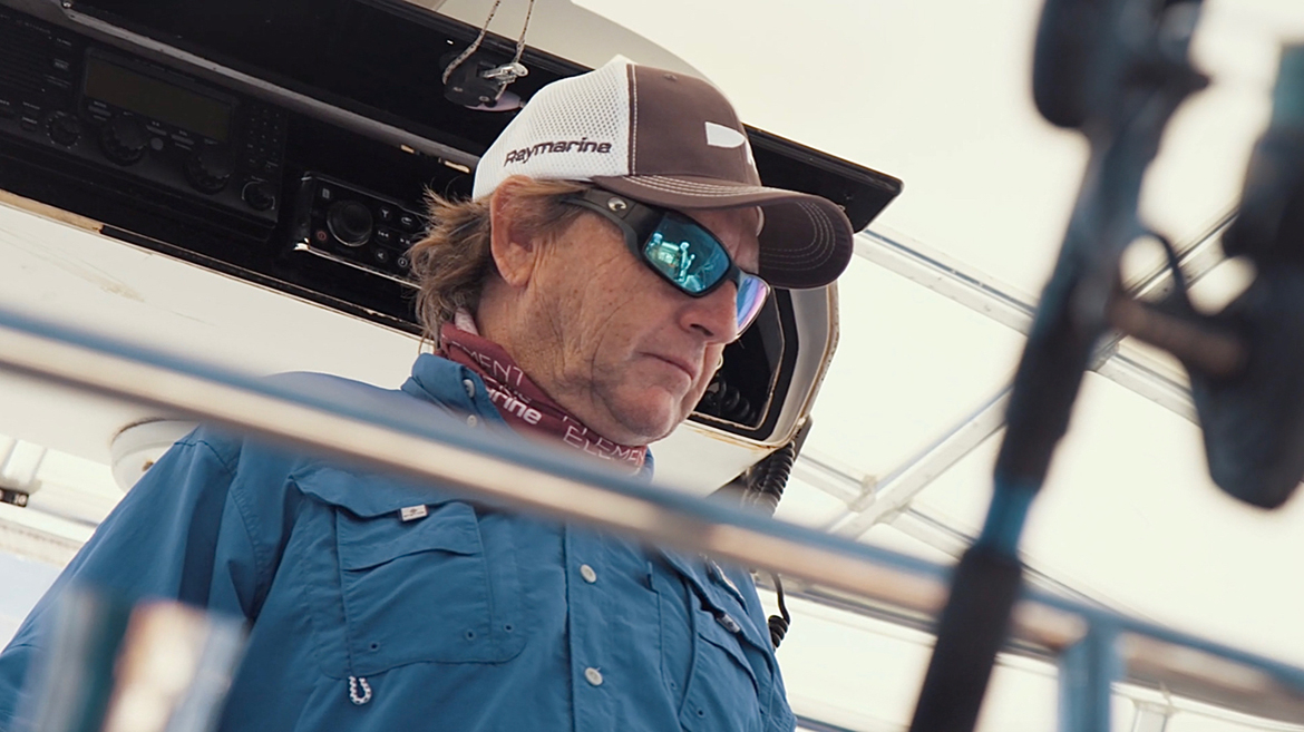 Legendary Aussie captain, Scotty Thorrington | Marine Electronics by Raymarine