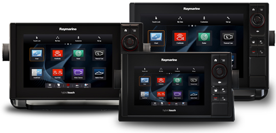 Raymarine Multifunction Navigation