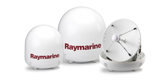 Satellite TV Media Resources | Raymarine