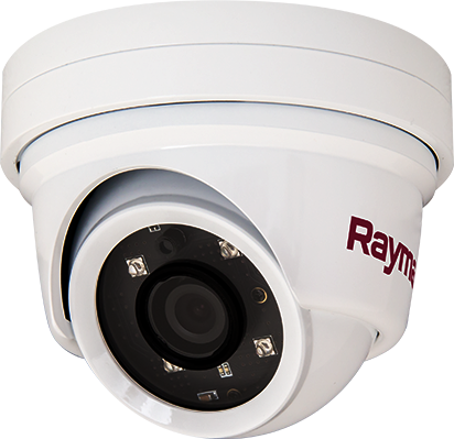 Marine Electronics for First Responders - Marine Visible Cameras | Raymarine - A Brand by FLIR