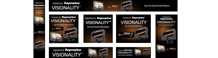 Dragonfly7 Various Ad Sizes | Raymarine