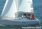 Beneteau Group sailing