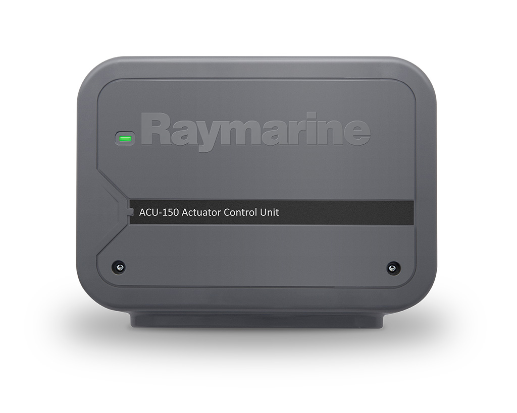 new acu 150 - actuator control unit | raymarine by flir