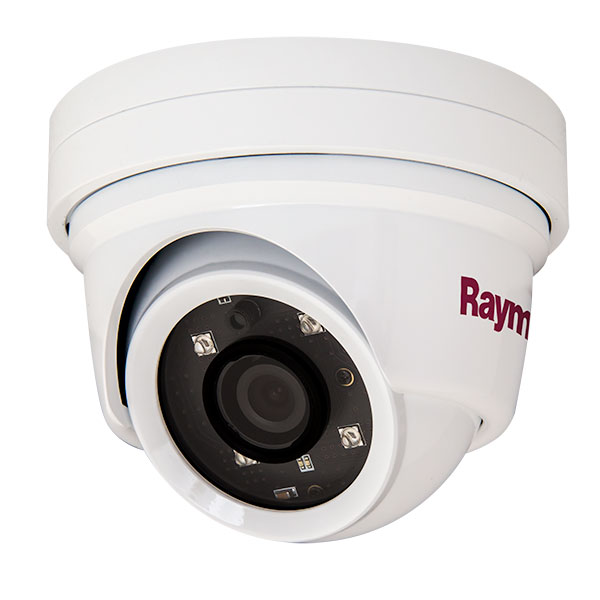 NEW CAM220 IP Day and Night Network Camera | Raymarine by FLIR