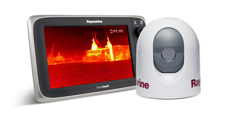 T200 with eSeries | Raymarine