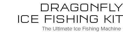 NEW Dragonfly Ice Fishing Kit | Raymarine - A Brand by FLIR