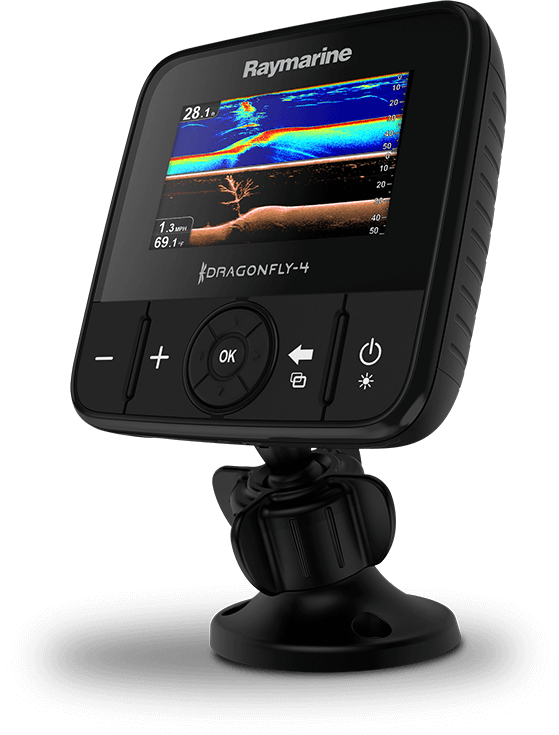 Dragonfly 4 - The Future of Sonar | Raymarine - A Brand by FLIR