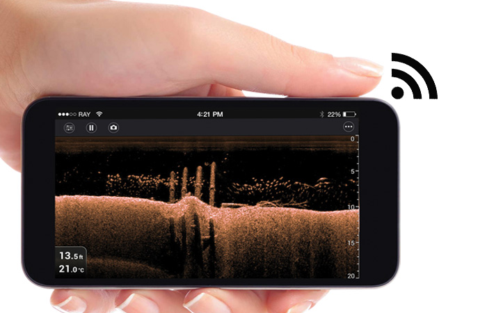 Connect and Share Wirelessly | Raymarine by FLIR