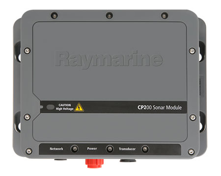 CP200 CHIRP SideVision Sonar | Raymarine
