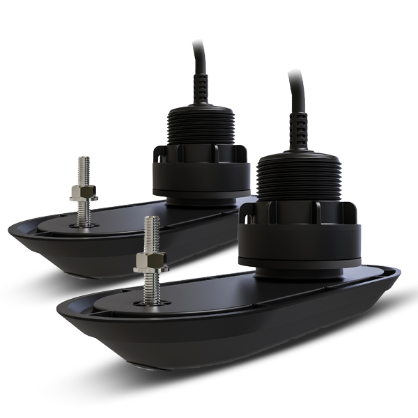 RV-312 Plastic Through Hull Transducer Pack | Raymarine by FLIR