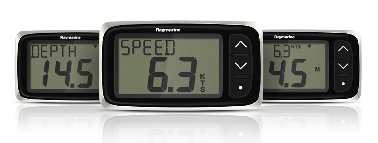 i40 Instruments Displays | Raymarine
