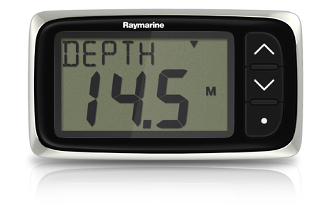 i40 Depth Display | Raymarine