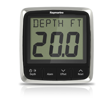 i50 Depth Instrument Display | Raymarine