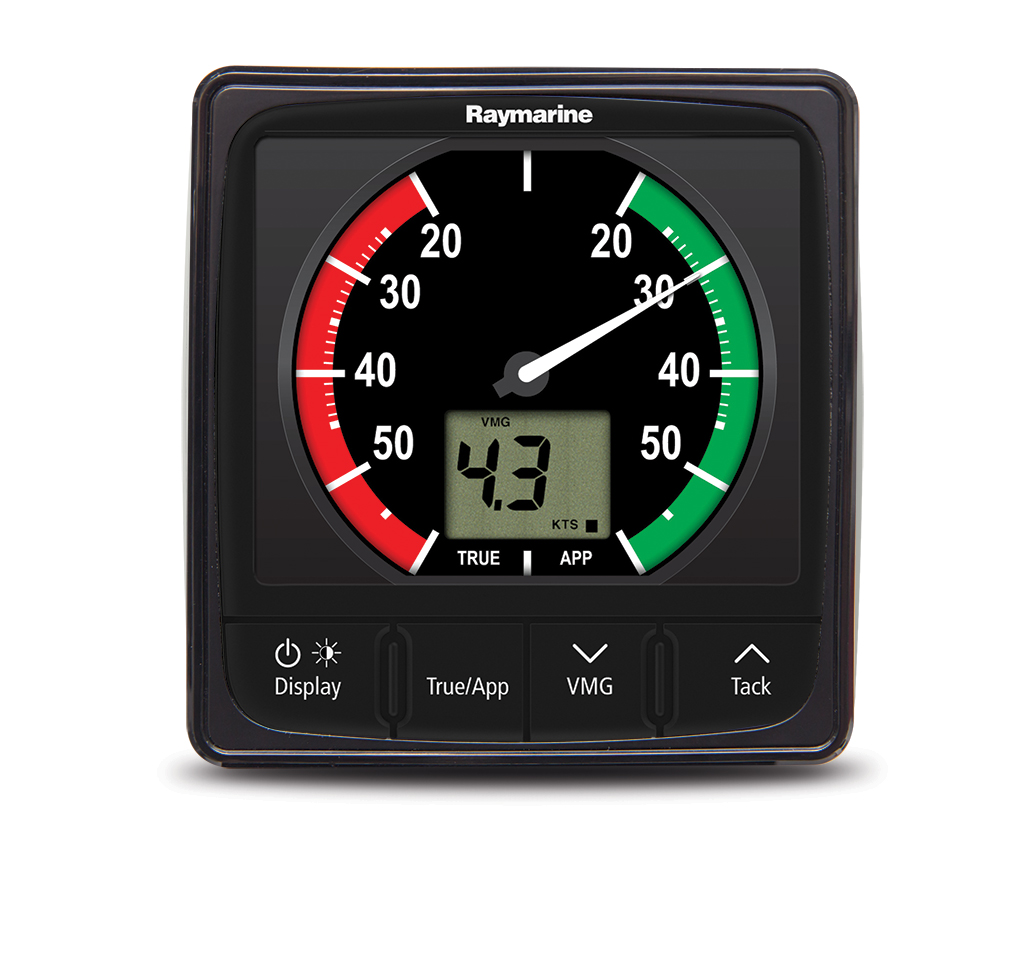 i60 Closed Hauled Wind | Raymarine