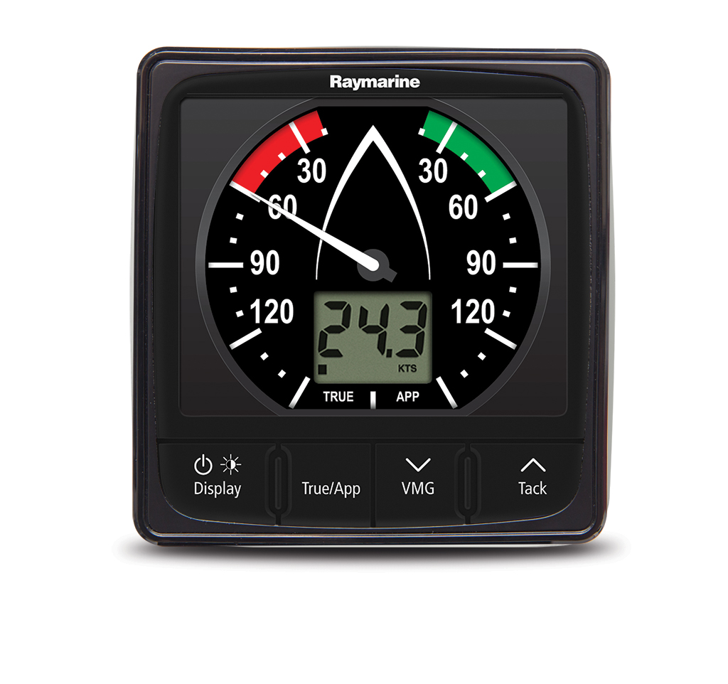 i60 Wind Instrument Display | Raymarine