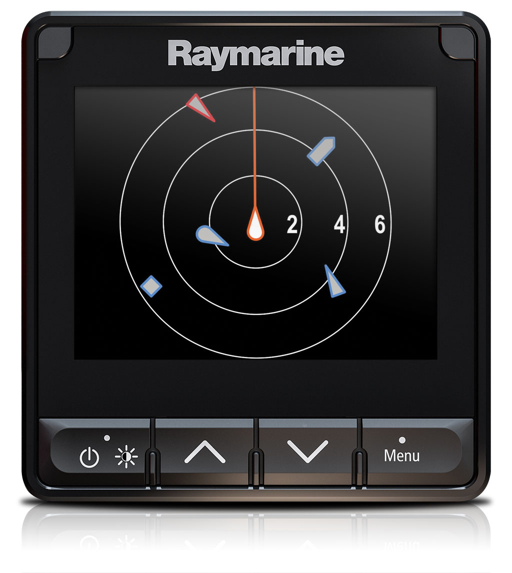AIS repeater on i70s | Raymarine by FLIR