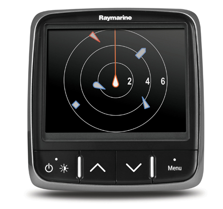AIS repeater on i70 | Raymarine