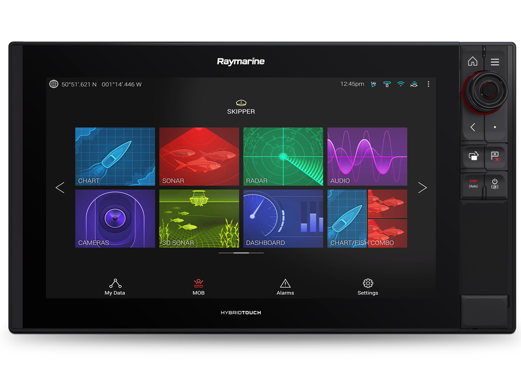 Learn more about Axiom Pro 16 | Raymarine by FLIR