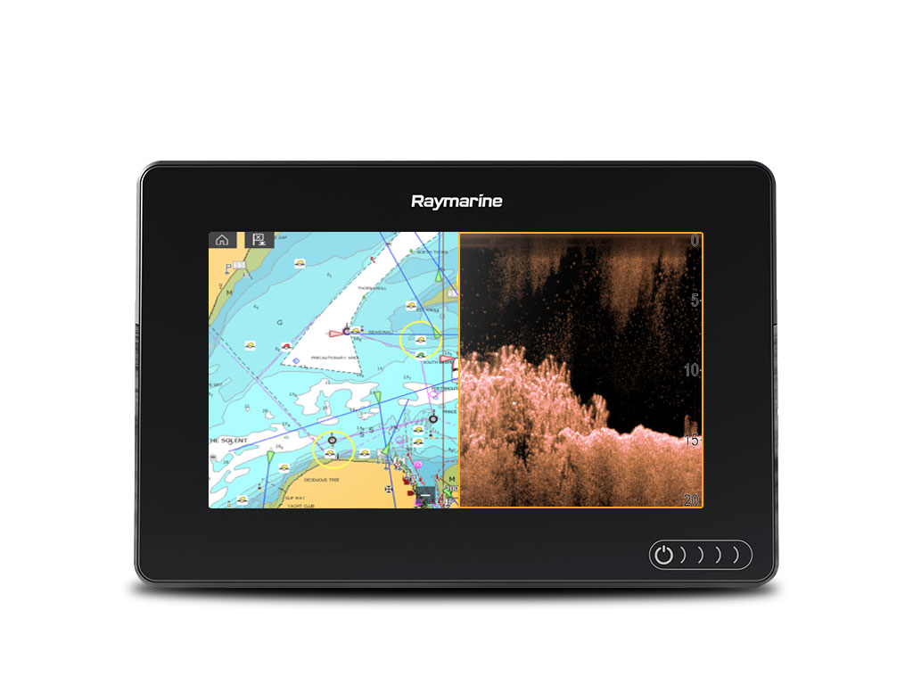 Axiom 7 - DownVision Sonar | Raymarine by FLIR