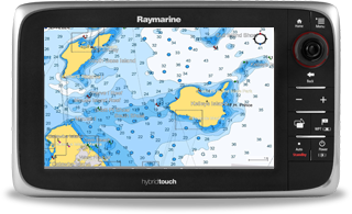 C-MAP - View Coverage Online | Raymarine