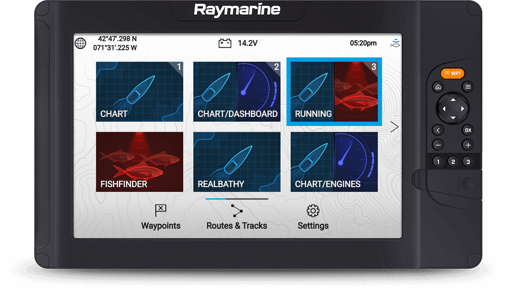 Element S Technical Specifications | Raymarine - A Brand by FLIR