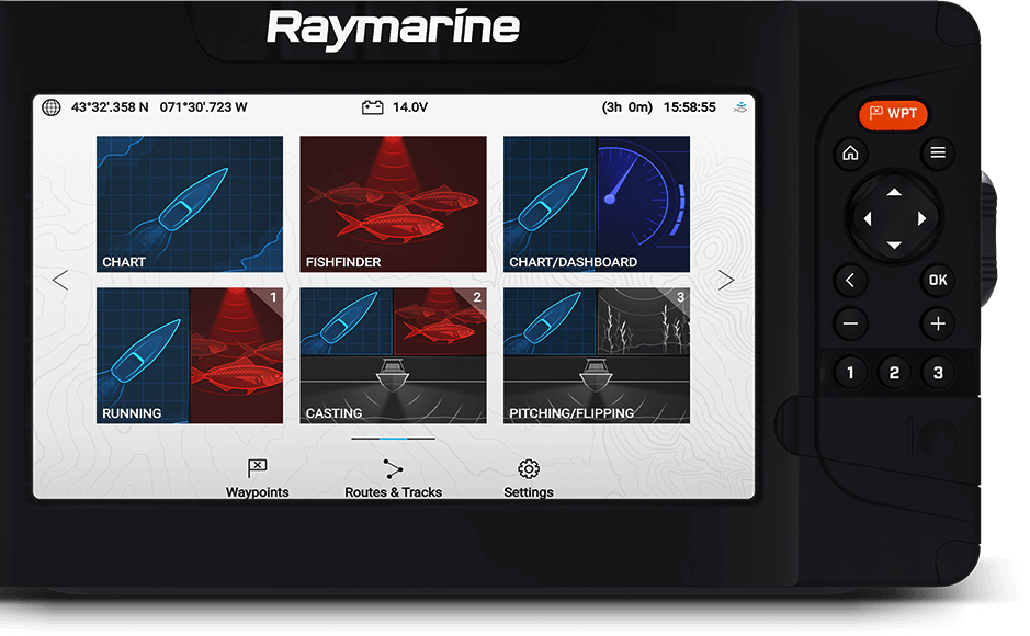 Element – LightHouse Sport OS | Raymarine – A Brand by FLIR