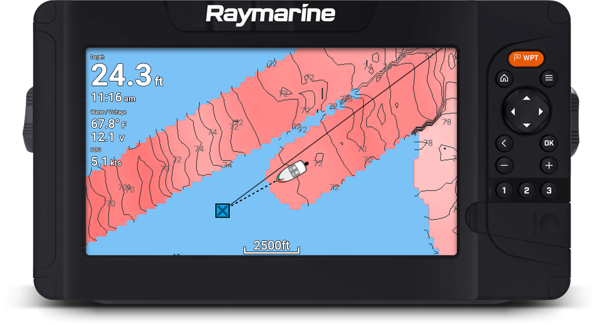 Element - Make Your Own Maps | Raymarine - A Brand by FLIR