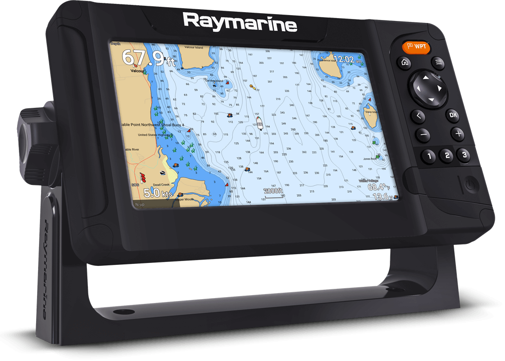 Element – Smarta kartfunktioner | Raymarine – A Brand by FLIR