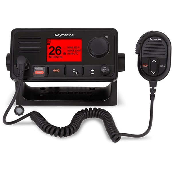 Element-relaterade produkter – VHF Radio | Raymarine – A Brand by FLIR