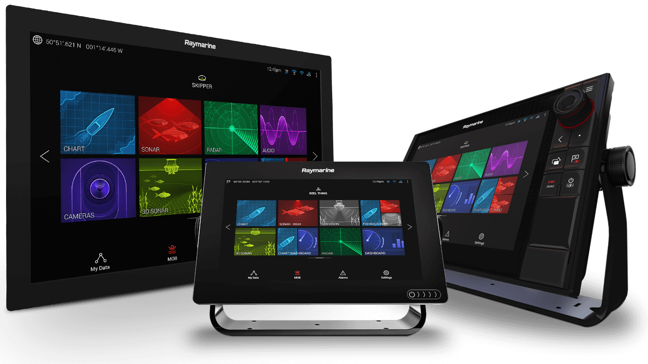Download LightHouse 3 For Axiom and Axiom Pro | Raymarine - A Brand by FLIR