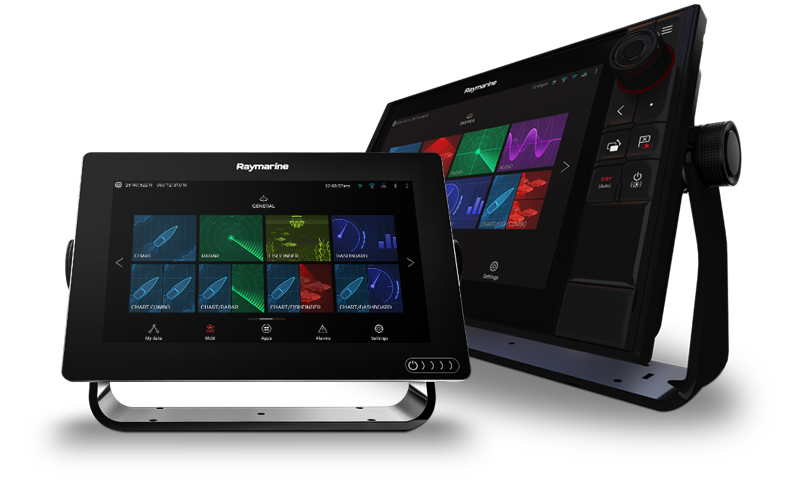 LightHouse Apps | Raymarine - A Brand by FLIR