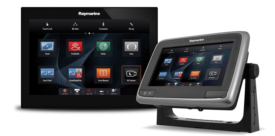 LightHouse II - gS Series and aSeries | Raymarine