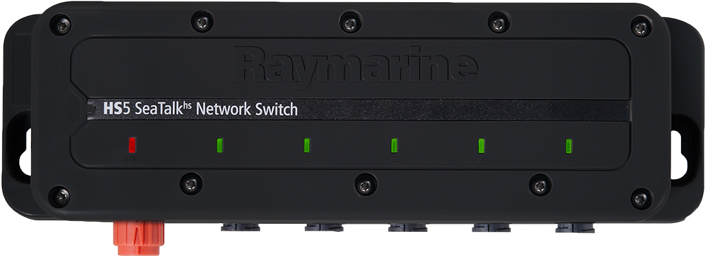HS5 Network Switch Specifications | Raymarine