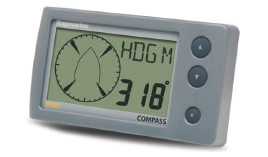 Raymarine ST40 Compass Instrument Display