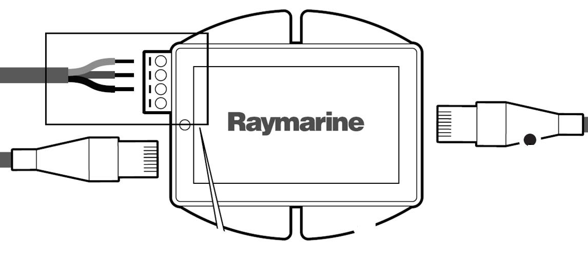 Power over Ethernet Injector | Raymarine