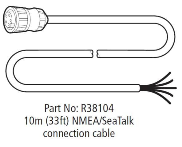 nmea 0183 accessories raymarinenmea 0183 gps cable