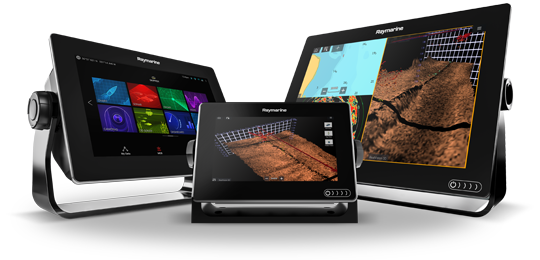 Explore All Multifunction Displays | Raymarine by FLIR
