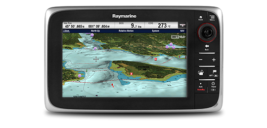 cSeries Multifunction Display Media Resources | Raymarine