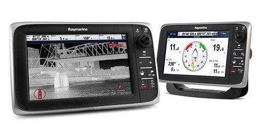 Find out more about the cSeries Models | Raymarine by FLIR