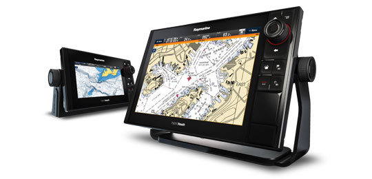 Find out more about Marine Charts | Raymarine by FLIR
