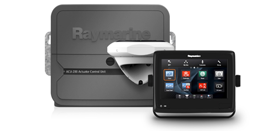 Download User Manuals and Documents for Autopilots | Raymarine