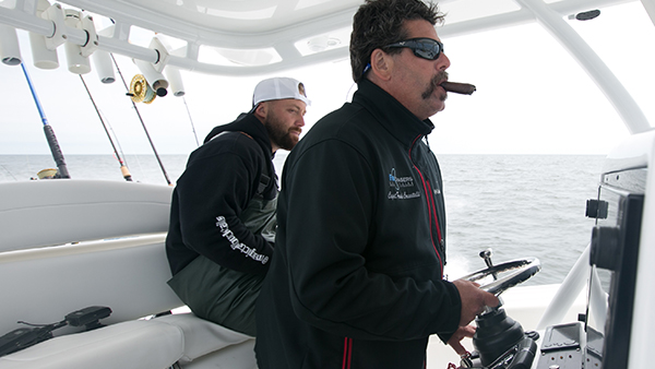 Pro Angler Profile: Captain Frank Crescitelli - Gallery 2 | Raymarine - A Brand by FLIR