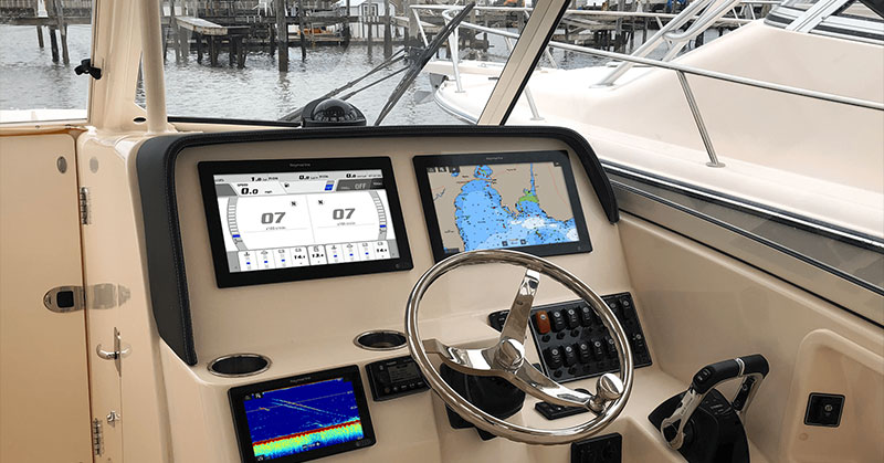 Yamaha Command Link Integration | Raymarine - A Brand by FLIR