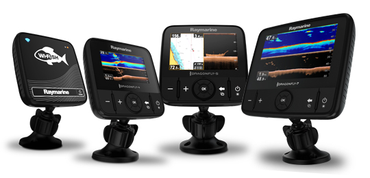 Dragonfly & Wi-Fish Media Resources | Raymarine